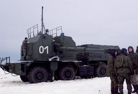 Как устроен артиллерийский комплекс «Берег»