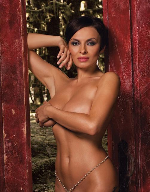 Надя Грановская из  «ВИА Гры»