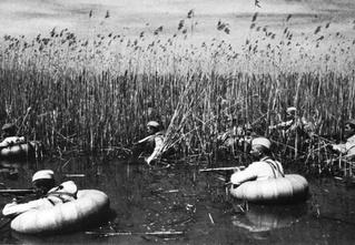 Подводные торпеды для смертников и еще 4 поразительные фотографии с войны
