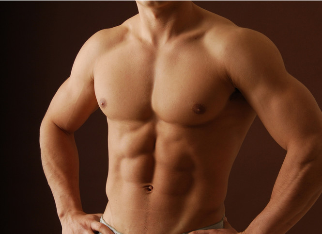 Как сделать хорошее тело у мужчины