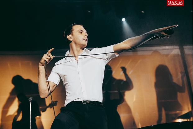 Фото №19 - Hurts: что творилось на концерте, собравшем всех девочек Москвы