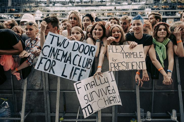 Фото №45 - Что творилось на недавних концертах Red Hot Chili Peppers, Ланы Дель Рей, «Сплина» и других рокеров