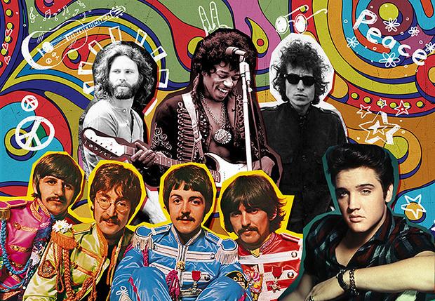 Фото №1 - 1967 год в рок-музыке