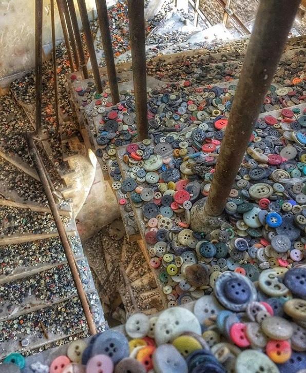Фото №1 - История одной фотографии: заброшенная фабрика пуговиц, ноябрь 2016 года