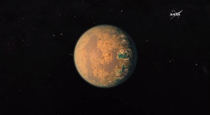 Фото №1 - Прямая онлайн-трансляция экстренной пресс-конференции NASA!
