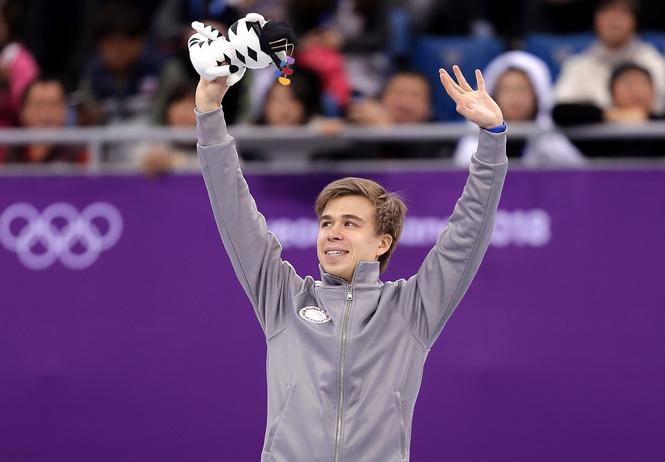 бронза отстранили елистратов первую медаль россии олимпиаде