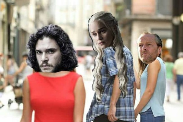 Фото №1 - 33 шутки, которые поймет только тот, кто смотрел седьмой сезон «Игры престолов». Выпуск 2