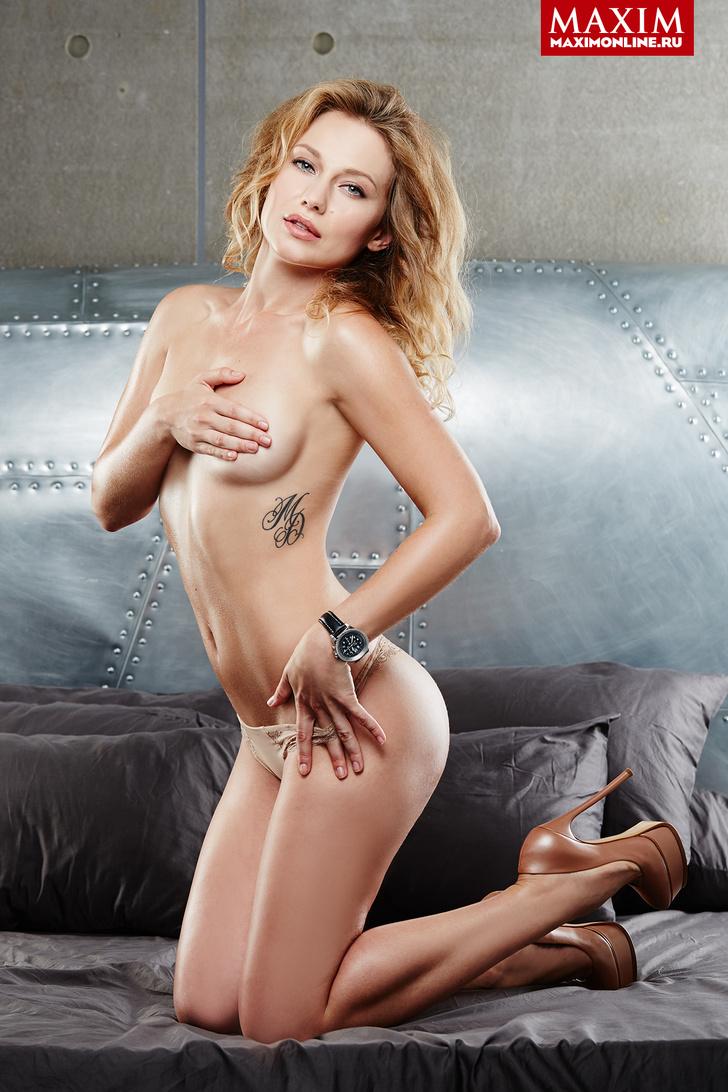 Фото №1 - Модель Дарина Туркова: «...Просто я достаточно гибкая и могу так повернуться»