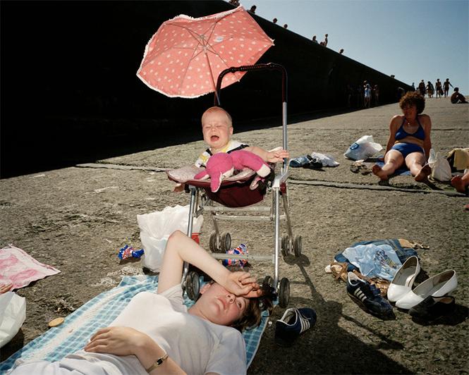 Фото №16 - Обычный туристический ад: фотографии английского курорта в 80-е