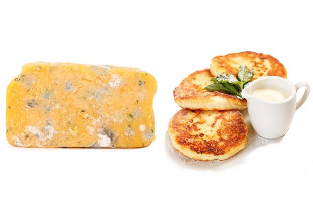 Фото №2 - Как вкусно и не расстраивая желудок съесть просроченные сосиски, кефир, сыр и яблоки