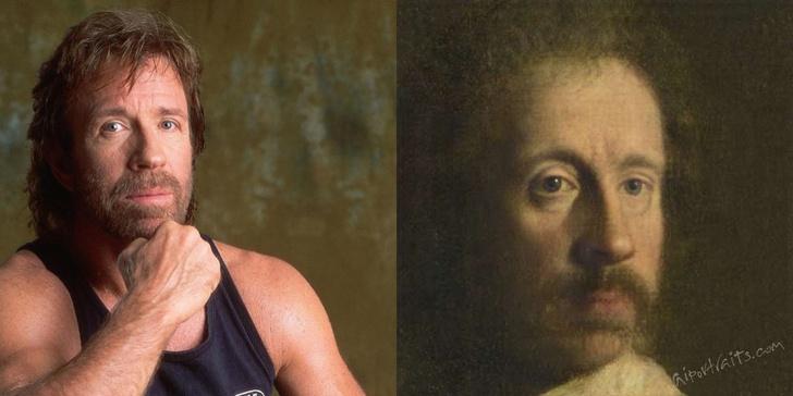 Фото №5 - AI Portraits — новый сервис, который превращает фото в портрет эпохи Возрождения