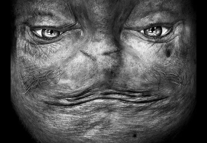Фото №1 - Люди похожи на пришельцев! Просто нужно знать, как их фотографировать