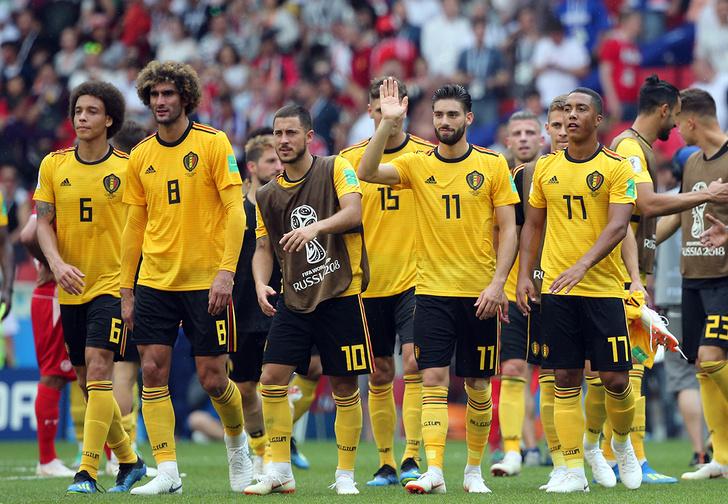 Фото №1 - Верь нам: Бельгия будет играть в финале чемпионата мира в «Лужниках»