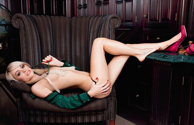 Фото №5 - 100 самых сексуальных женщин страны 2013. Места с 30 по 21