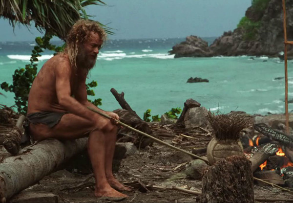 Люди попавшие на необитаемый остров фильм