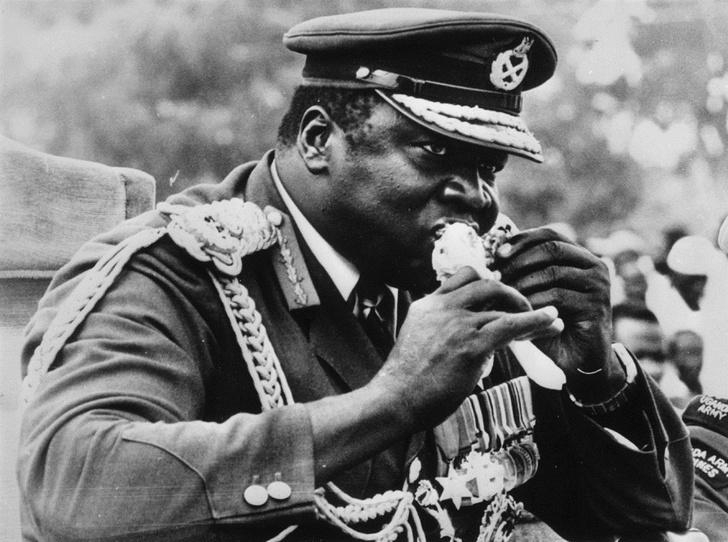 Фото №6 - Царь зверей: история самого кровожадного африканского диктатора