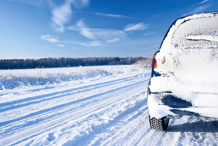 Фото №1 - Лайфхак-гид по зимней езде