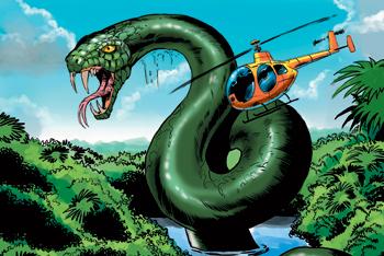 Фото №3 - Кракен, чупакабра и еще 6 невероятных существ из криптозоологии