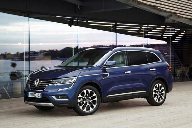 Фото №1 - Renault Koleos: больше, чем ожидаешь
