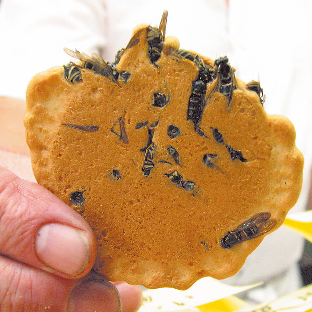 Осиное печенье