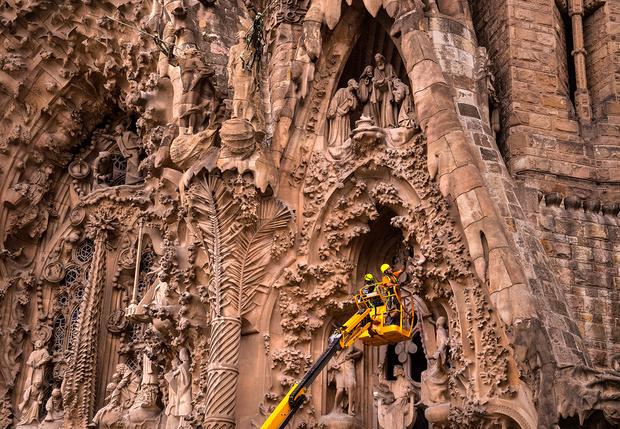 Фото №3 - Антонио Гауди— безумный архитектор, доказавший, что он был прав