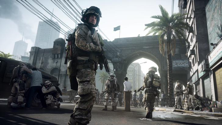 Фото №1 - Battlefield 3