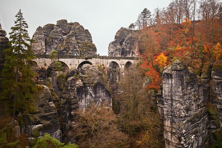Фото №2 - Идеи для отпуска: Бастайский мост, Германия