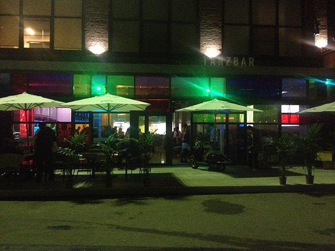 Campus Tanzbar, Москва