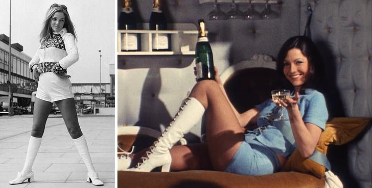 Фото №7 - Золотой век сексуальных шорт!