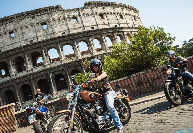 Фото №1 - Что нужно знать, сделать и иметь, чтобы путешествовать по Европе на мотоцикле