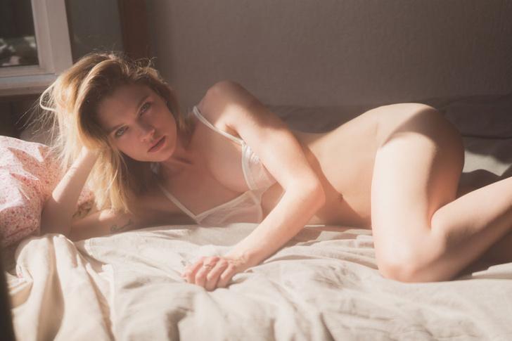 Фото №7 - Французский эротический журнал опубликовал две съемки, мимо которых мы не смогли пройти