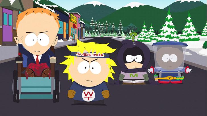 Фото №1 - Страшно Важное Событие: мы поиграли в «South Park: The Fractured but Whole» и вот что думаем