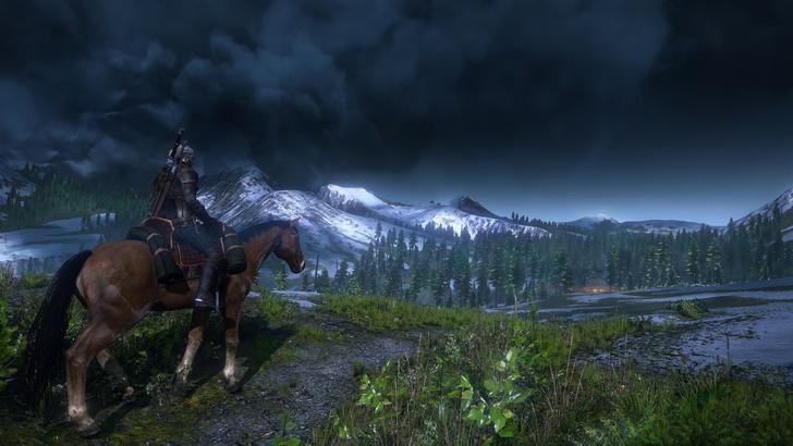Фото №7 - 20 фактов о грядущей игре The Witcher 3: Wild Hunt