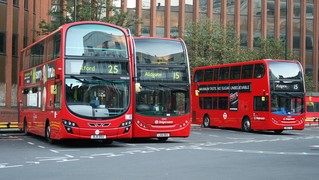Лондонские автобусы будут ездить на кофе