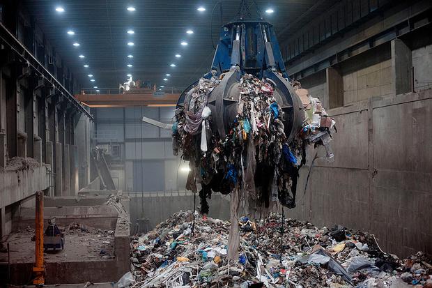 Фото №1 - Шведы собираются закупать у России мусор