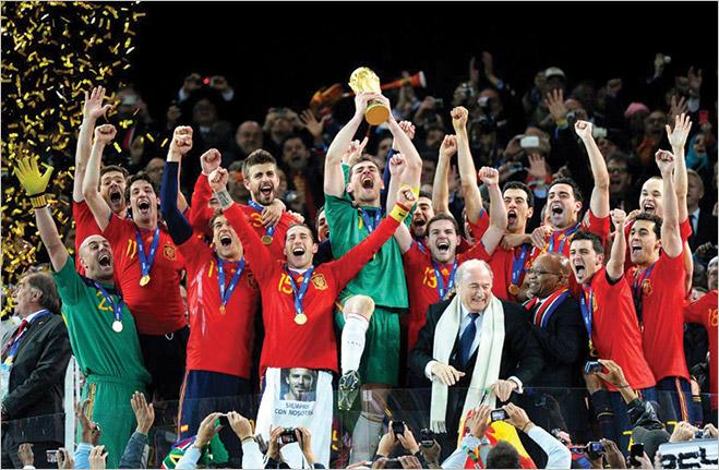 Фото №19 - Самые увлекательные факты из истории чемпионатов мира по футболу