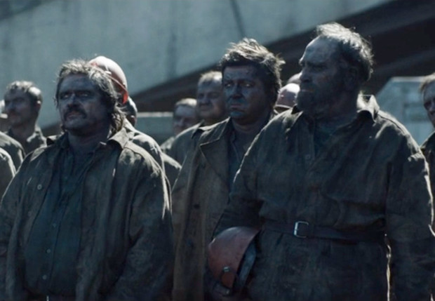 Фото №1 - Англичанка возмущена тем, что в сериале «Чернобыль» нет актеров-негров