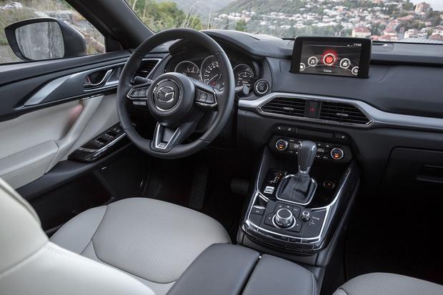 Фото №7 - Mazda CX-9 и полные легкие легкости