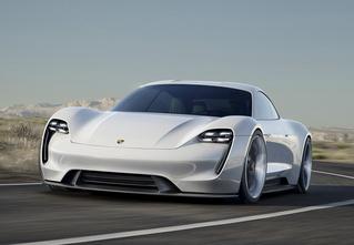 Батарея, огонь! Полноценный электромобиль от Porsche