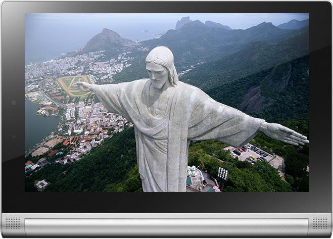 Фото №1 - 10 гениев. 3 роли. 1 Yoga Tablet 2 Pro