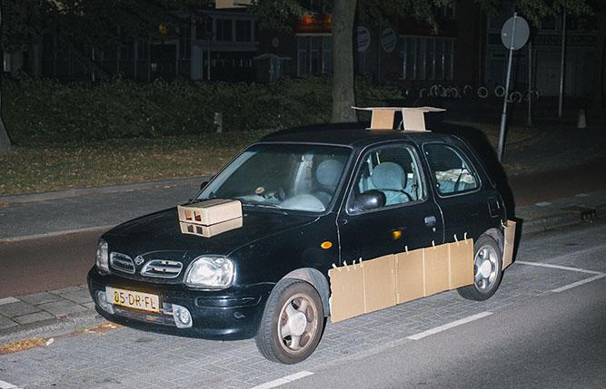 Фото №7 - Картонный тюнинг от амстердамского художника