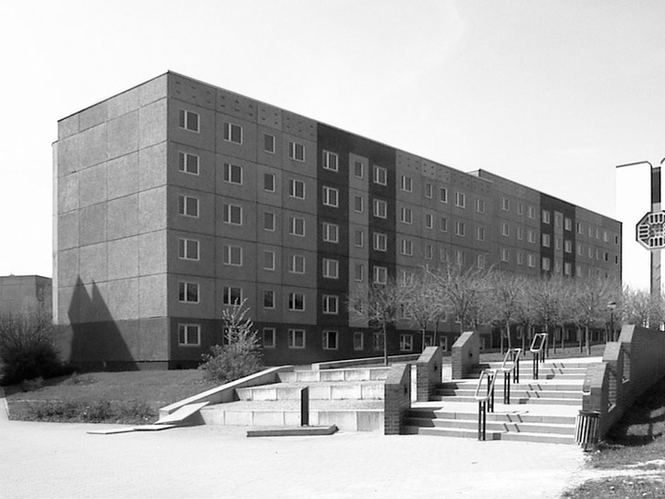 Фото №12 - Как сейчас выглядят хрущевки времен СССР в Германии