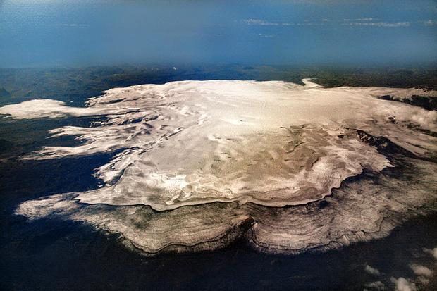 Исландия,  вулкан Катла