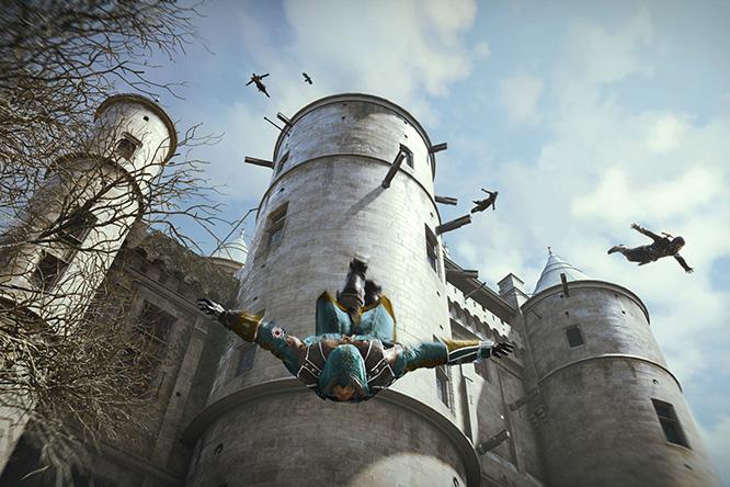 Фото №1 - Assassin's Creed: теперь еще и в кино