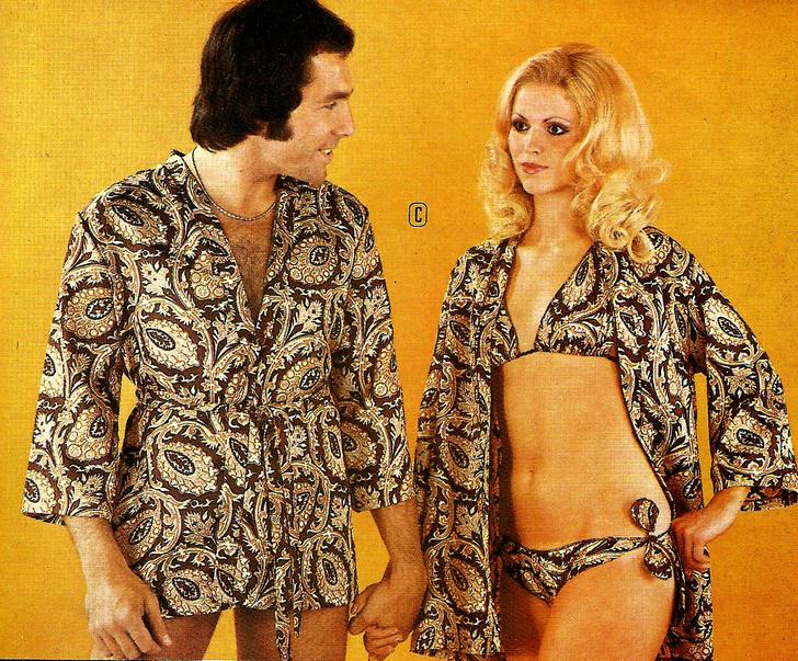 Фото №14 - Парные костюмы — худшее, что когда-либо было в моде