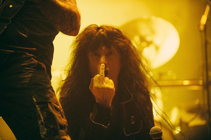 Фото №12 - Как разверзался ад на концерте трэш-металлистов Slayer и Anthrax