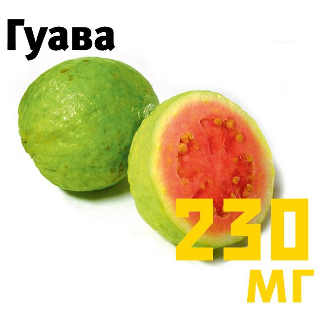 Гуава - чемпион по содержанию витамина С