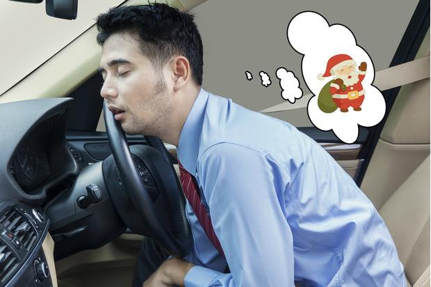 Фото №1 - Ученые объяснили, почему люди засыпают за рулем
