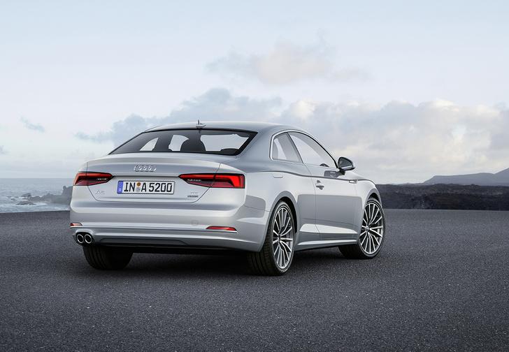 Фото №4 - Пять причин, почему Audi A5 — это пять