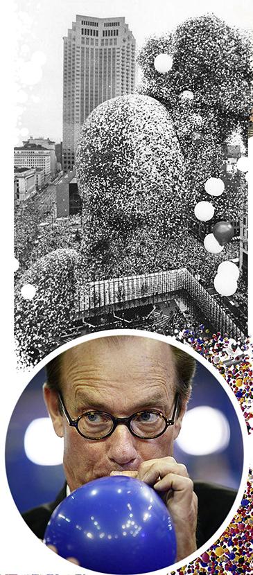 Фото №2 - Рекорд, обернувшийся катаклизмом: история запуска полутора миллиона воздушных шаров